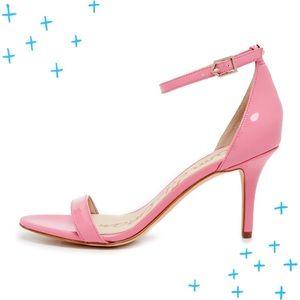 *NWOT* Sam Edelman 'Patti' heels in bubblegum pink